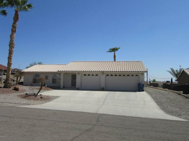 3738 Cattail Dr, Lake Havasu City, AZ 86406 (MLS #1013039) :: Lake Havasu City Properties