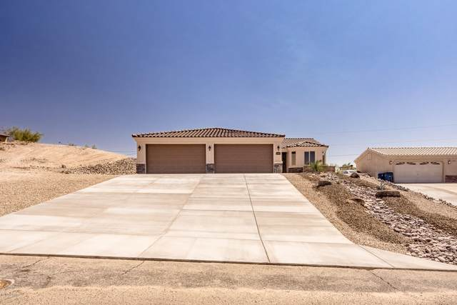 3460 Thunderbird Ln, Lake Havasu City, AZ 86406 (MLS #1013054) :: Lake Havasu City Properties