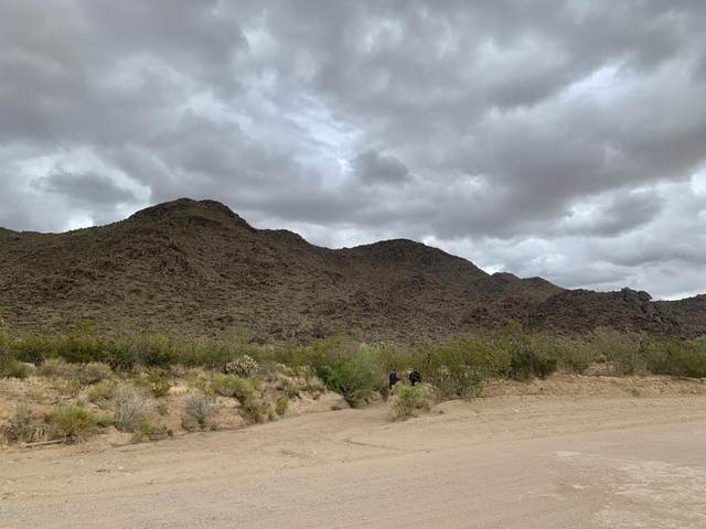 Parcel 863 Alamo Rd, Yucca, AZ 86438 (MLS #1013106) :: The Lander Team