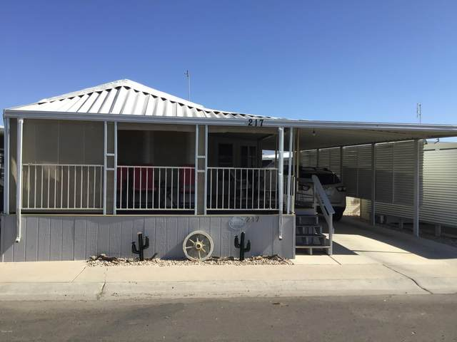555 Beachcomber Blvd #217, Lake Havasu City, AZ 86403 (MLS #1013139) :: Coldwell Banker