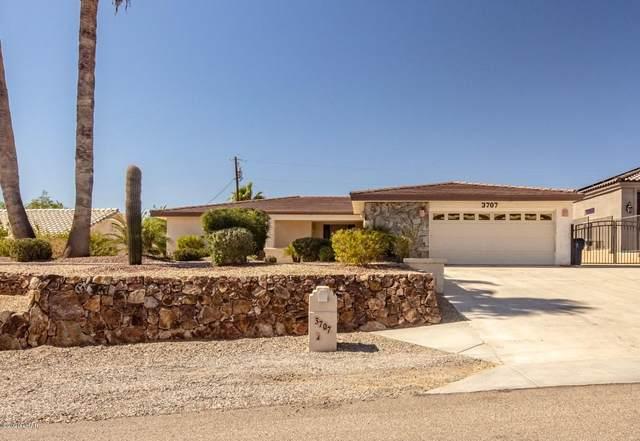 3707 Mission Dr S, Lake Havasu City, AZ 86406 (MLS #1013150) :: Lake Havasu City Properties