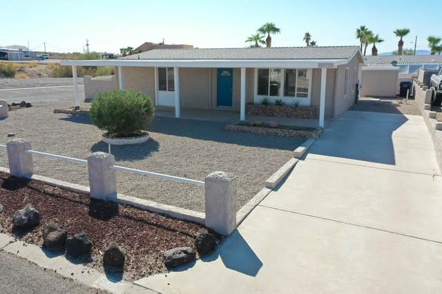 1991 Catfish, Lake Havasu City, AZ 86404 (MLS #1013160) :: The Lander Team