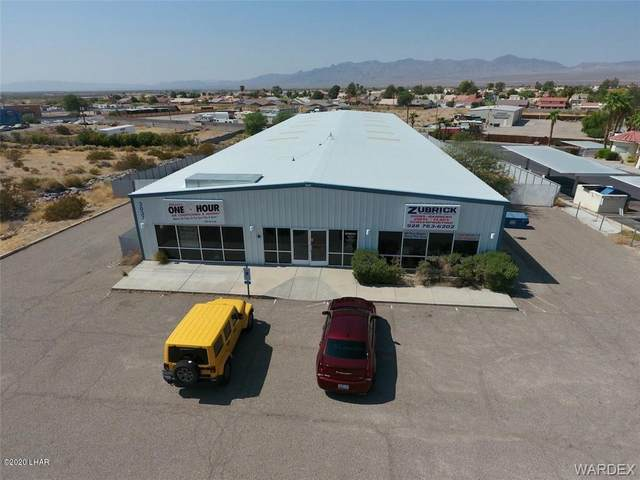 3037 Highway 95, Bullhead City, AZ 86442 (MLS #1013170) :: Realty One Group, Mountain Desert