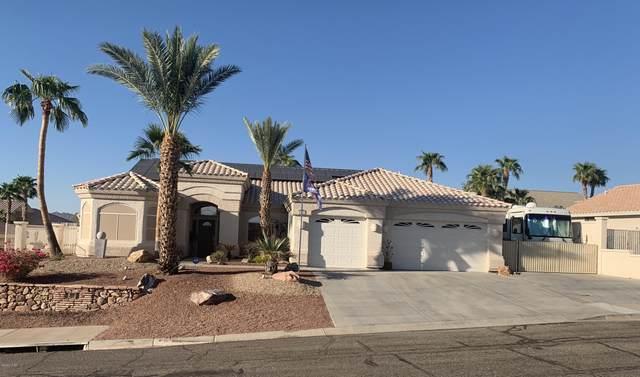 2333 Jacob Row, Lake Havasu City, AZ 86404 (MLS #1013190) :: Realty One Group, Mountain Desert