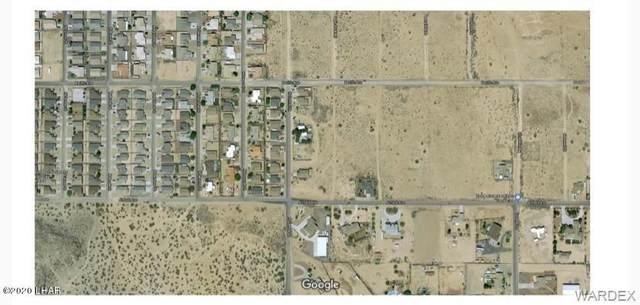 Lot 24 N Clark St, Kingman, AZ 86401 (MLS #1013191) :: The Lander Team