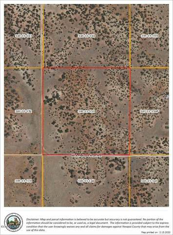 Lot 150 Antelope Run, Seligman, AZ 86337 (MLS #1013210) :: Realty One Group, Mountain Desert