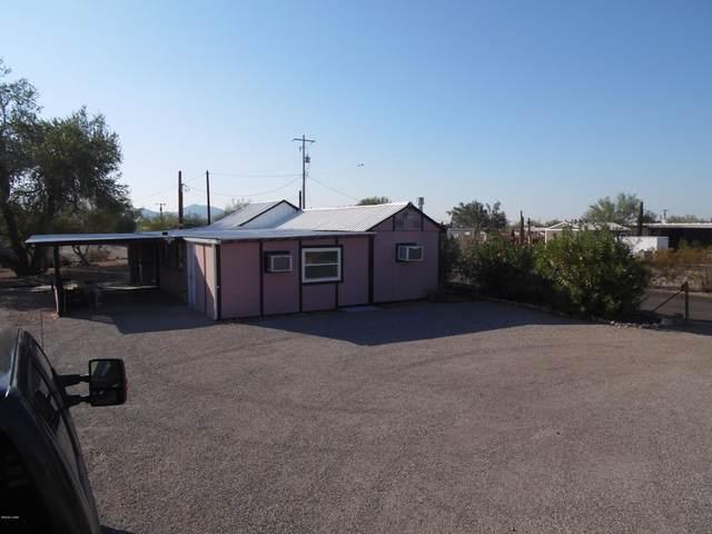 509 E Sunrise St, Quartzsite, AZ 85346 (MLS #1013255) :: The Lander Team