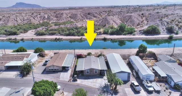 427 Bluewater Drive, Parker, AZ 85344 (MLS #1013296) :: The Lander Team