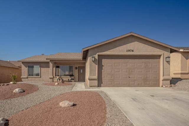 1976 Folzman Dr, Lake Havasu City, AZ 86404 (MLS #1013323) :: The Lander Team