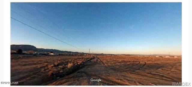 Lot 93 N Pinal St, Kingman, AZ 86409 (MLS #1013324) :: Realty One Group, Mountain Desert