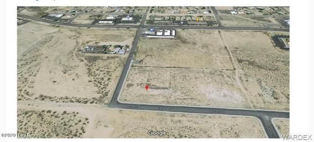 112 Jackson St, Kingman, AZ 86401 (MLS #1013328) :: The Lander Team