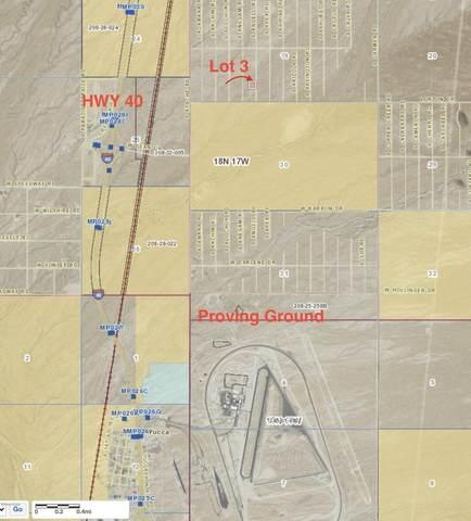 000 Angell Road, Yucca, AZ 86438 (MLS #1013371) :: Coldwell Banker