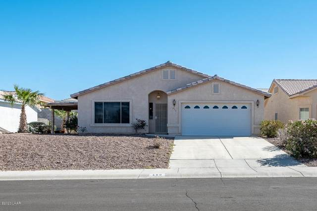 450 Chardonnay Way, Bullhead City, AZ 86429 (MLS #1013384) :: The Lander Team