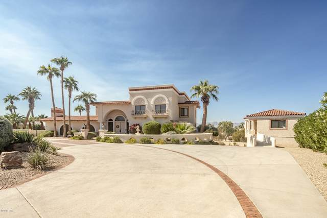 2421 Lema Dr, Lake Havasu City, AZ 86406 (MLS #1013392) :: Realty ONE Group