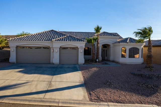 2284 Jacob Row, Lake Havasu City, AZ 86404 (MLS #1013415) :: Coldwell Banker
