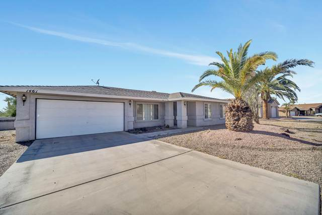1461 Mcculloch Blvd S, Lake Havasu City, AZ 86406 (MLS #1013423) :: The Lander Team