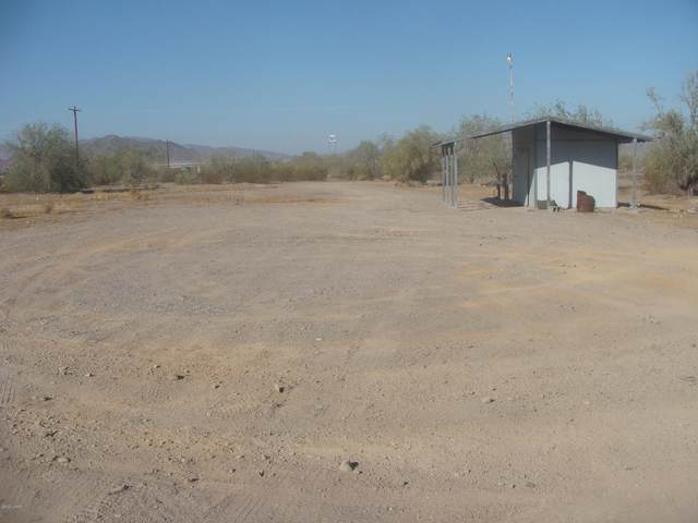2546 Mockingbird, Quartzsite, AZ 85346 (MLS #1013428) :: Coldwell Banker