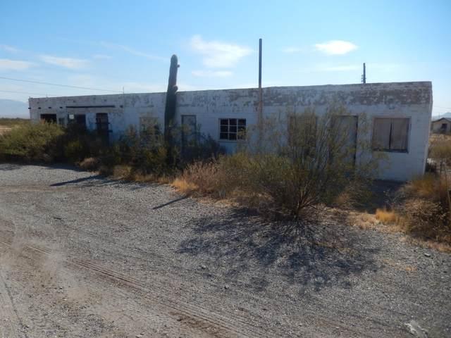 65980 E Hwy 60, Salome, AZ 85348 (MLS #1013429) :: The Lander Team