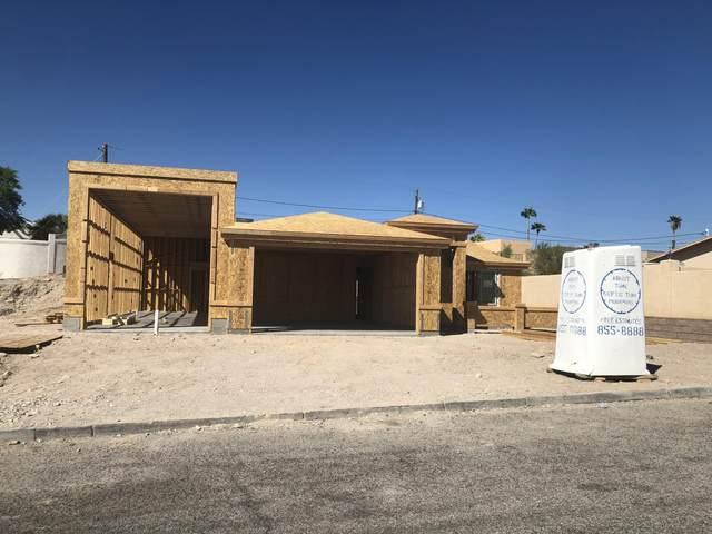 2531 Calypso Dr, Lake Havasu City, AZ 86406 (MLS #1013432) :: Coldwell Banker