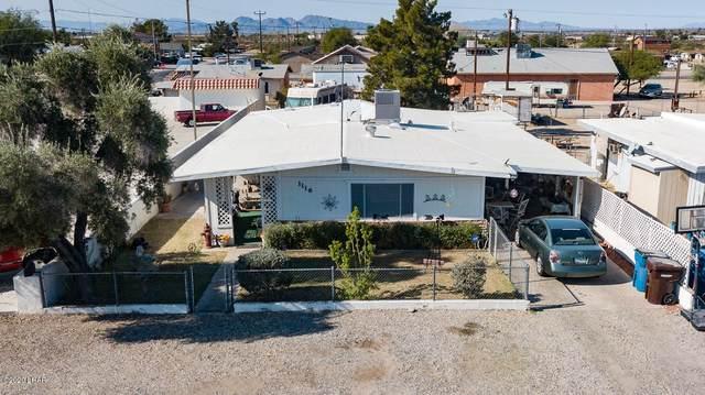 1116 S Navajo Ave, Parker, AZ 85344 (MLS #1013436) :: The Lander Team