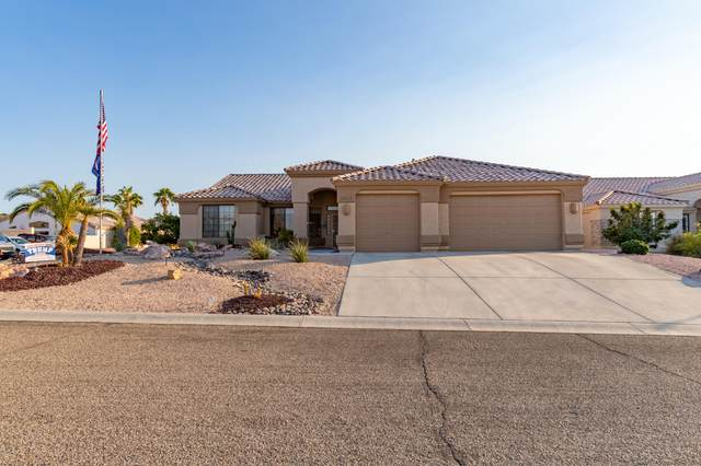 2422 E George Ln, Lake Havasu City, AZ 86404 (MLS #1013474) :: Coldwell Banker