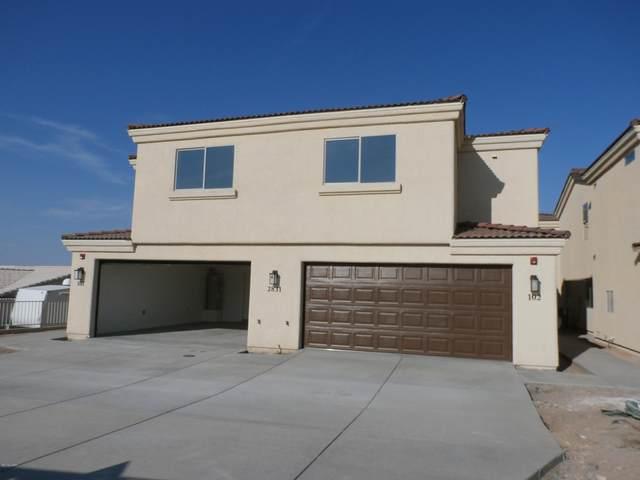 2831 Tonto Dr A101, Lake Havasu City, AZ 86406 (MLS #1013481) :: Realty One Group, Mountain Desert