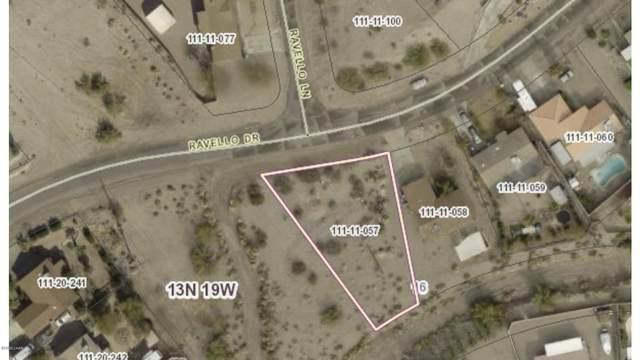 4000 Ravello Dr, Lake Havasu City, AZ 86406 (MLS #1013498) :: Coldwell Banker