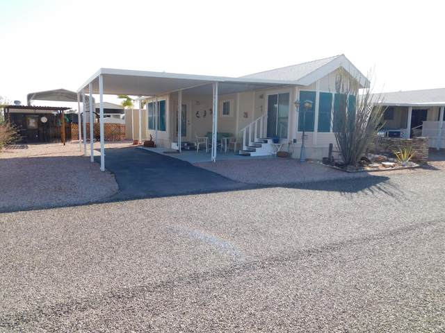 770 W Mountain View Ln B-48, Quartzsite, AZ 85346 (MLS #1013500) :: Coldwell Banker