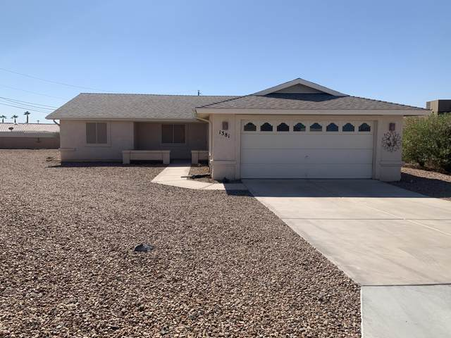 1381 Wapati Dr, Lake Havasu City, AZ 86406 (MLS #1013514) :: Coldwell Banker