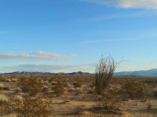 Lot 13 W Melissa Lane, Yucca, AZ 86438 (MLS #1013531) :: Coldwell Banker