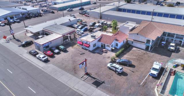 712 S California Ave, Parker, AZ 85344 (MLS #1013537) :: Coldwell Banker