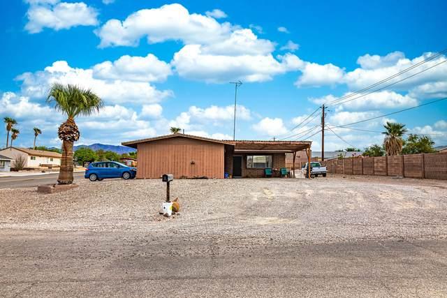 2205 Ajo Dr, Lake Havasu City, AZ 86403 (MLS #1013551) :: Coldwell Banker