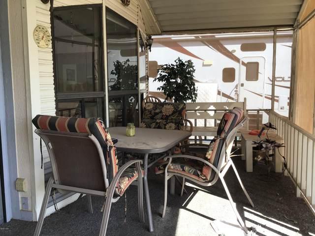 555 Beachcomber Blvd A78, Lake Havasu City, AZ 86403 (MLS #1013552) :: Coldwell Banker