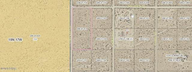 Tbd S Rillito/Central Rd, Yucca, AZ 86438 (MLS #1013565) :: Coldwell Banker