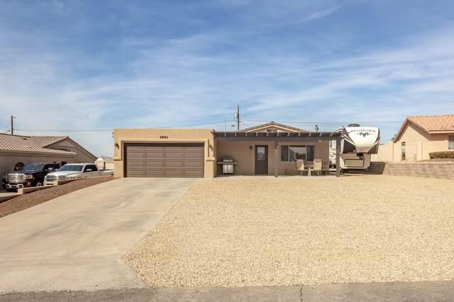 3951 Hungry Horse Dr, Lake Havasu City, AZ 86406 (MLS #1013569) :: Coldwell Banker
