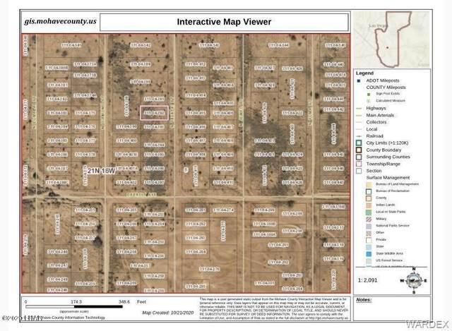 Lot 392 N Yavapai St, Kingman, AZ 86401 (MLS #1013594) :: The Lander Team