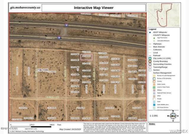 Lot 476 N Jewel St, Kingman, AZ 86401 (MLS #1013595) :: The Lander Team