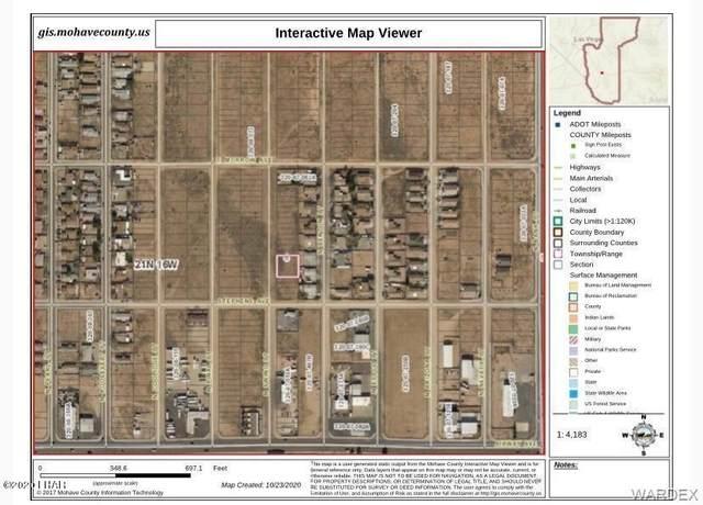 Lot 547 N Swing St, Kingman, AZ 86409 (MLS #1013597) :: Realty One Group, Mountain Desert