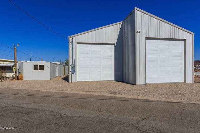 10743 Admiral Rd, Parker, AZ 85344 (MLS #1013633) :: Coldwell Banker