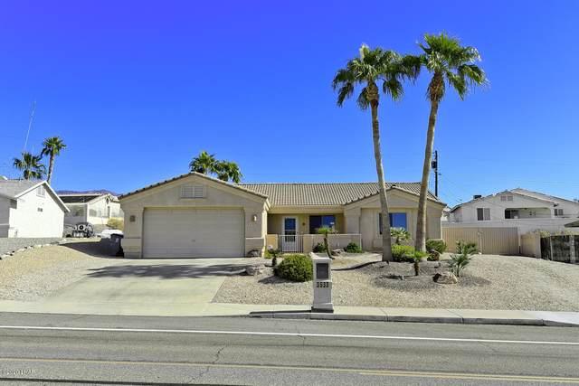 3533 N Palo Verde Blvd, Lake Havasu City, AZ 86404 (MLS #1013638) :: Lake Havasu City Properties