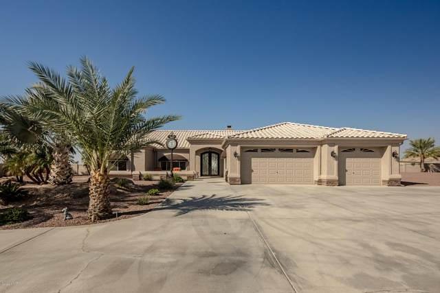 3891 Vega Dr, Lake Havasu City, AZ 86404 (MLS #1013642) :: The Lander Team
