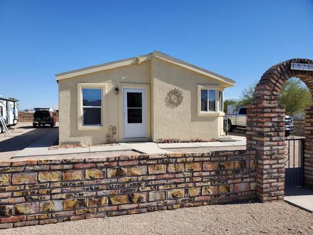 49703 Ruby Ave, Quartzsite, AZ 85346 (MLS #1013645) :: The Lander Team