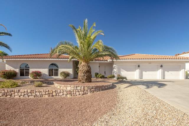 2265 Jamaica Blvd S, Lake Havasu City, AZ 86406 (MLS #1013648) :: The Lander Team