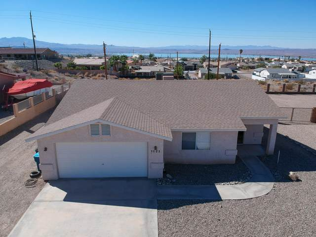 1021 Coconut Grove Dr, Lake Havasu City, AZ 86404 (MLS #1013655) :: The Lander Team