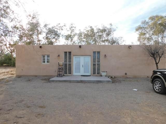 44159 Vaserhely Rd, Bouse, AZ 85325 (MLS #1013765) :: Coldwell Banker