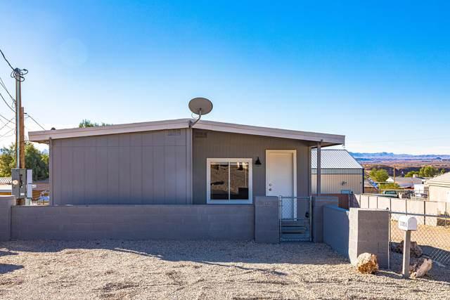 1105 Riverside Dr A, Lake Havasu City, AZ 86404 (MLS #1013871) :: Lake Havasu City Properties