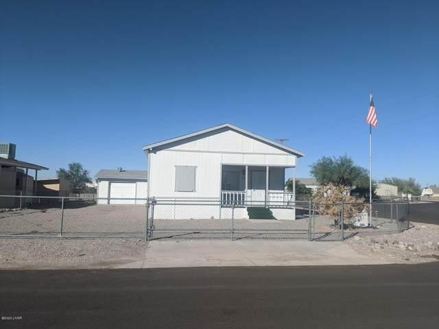 736 Comanche Dr, Quartzsite, AZ 85346 (MLS #1013949) :: Realty One Group, Mountain Desert