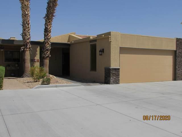 1402 Mcculloch Blvd N #39, Lake Havasu City, AZ 86403 (MLS #1013967) :: Realty One Group, Mountain Desert