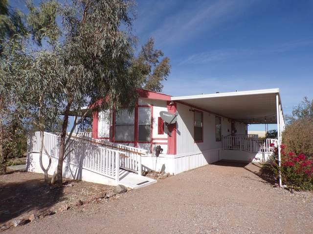 42631 Little Butte Rd, Bouse, AZ 85325 (MLS #1013969) :: Coldwell Banker