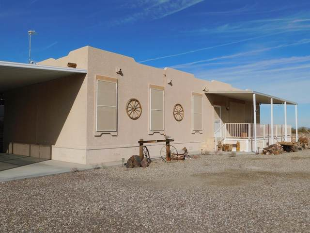 950 W Pyramid St, Quartzsite, AZ 85346 (MLS #1013977) :: Realty One Group, Mountain Desert